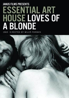 Loves Of A Blonde (dvd) (czech W / Eng Sub)