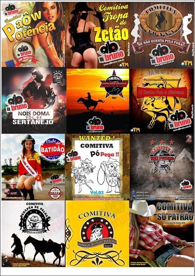 Cd Promocional Comitiva, Festas, Eventos, Empresas.