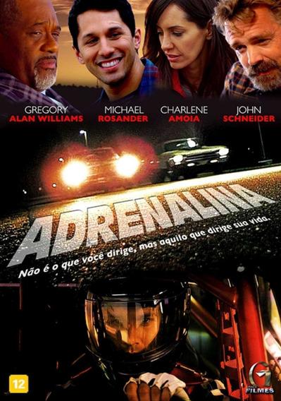 Dvd Filme Adrenalina - Graça Filmes Lacrado***