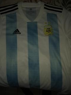 Jersey Argentina adidas Oficial - Mundial Rusia 2018