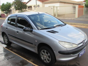 Peugeot 206 1.0 Selection 16v Gasolina 4p Manual