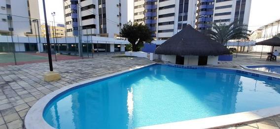 Apartamento Em Ponta Negra, Natal/rn De 116m² 3 Quartos Para Locação R$ 2.500,00/mes - Ap318885