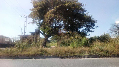 Terreno En Prolongación Av. Aragua Maracay