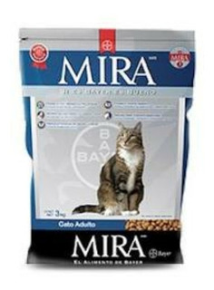 Mira Adulto Gatos 3kg Bayer