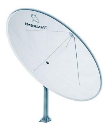 Antena Parabolica De Fibra 2.60mts Light Embrasat