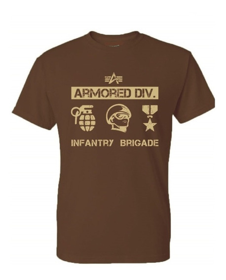 Remera Alpha Industries Armored