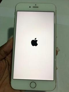 iPhone 6s Plus 32gb Gold Vitrine 12x S/juros