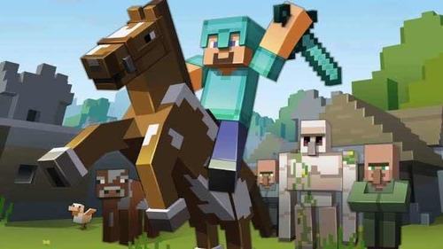 Imagem 1 de 1 de Minecraft Original