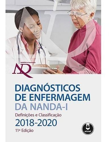 Livro - Diagnósticos De Enfermagem Da Nanda-i