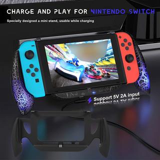 Juego De Agarre De Carga Para Consola Nintendo Switch Joy-co