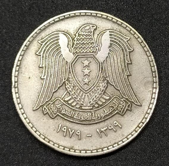 Siria - Moneda De 1 Pound - Año 1974 - Ah1394