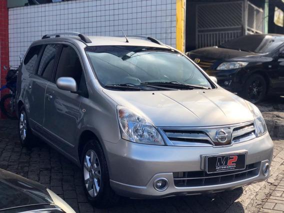 Nissan Grand Livina 1.8 Sl Aut Ano 2014 Baixo Km