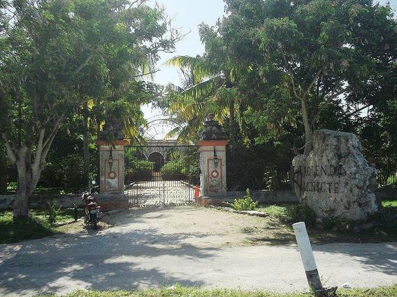 En Venta Ex-hacienda Sacnicté Tipo Hotel En Pueblo Mágico Izamal, Yucatán