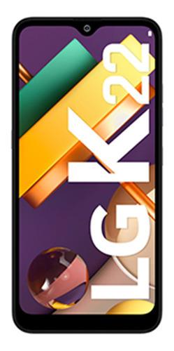 LG K22 2gb 32gb Lcd Ips 4g - Gris