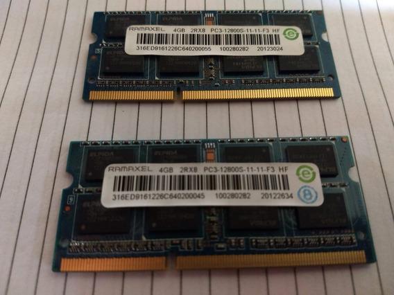 Memoria Ram - Sodimm Ddr3 De 4 Gb