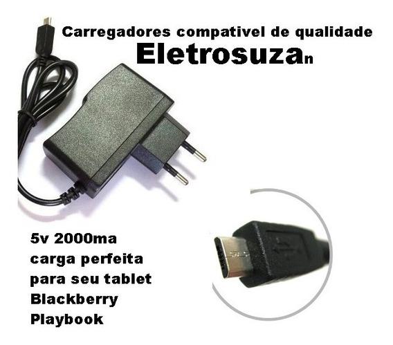 Fonte Carregador Tablet Blackberry Playbook