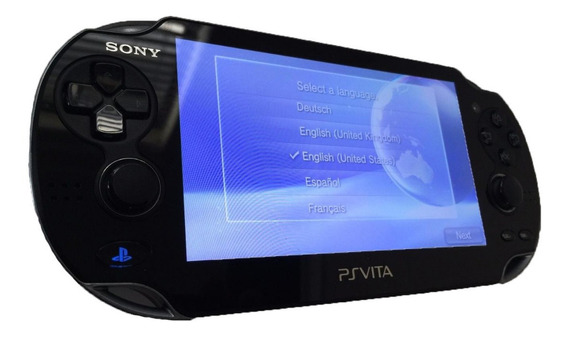 Ps Vita Sony Original 3.60 Henkaku 32gb