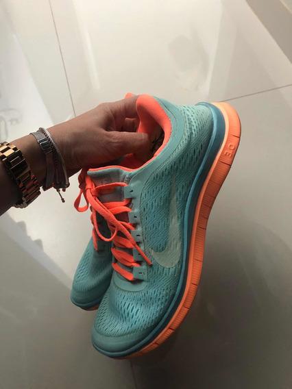 Tenis Nike Talla 4 Originales