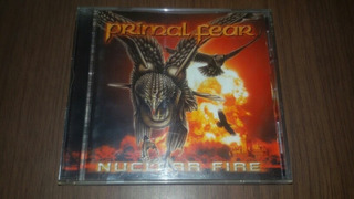 Nuclear Fire Prímal Fear Cd
