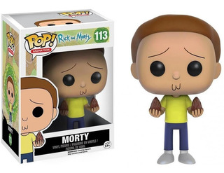 Funko Pop Rick & Morty Morty Figure