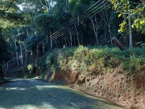 Imagem 1 de 9 de Terreno A Venda No Bairro Parque Do Imbui Em Teresópolis - - Lt 0990-1
