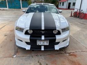 Ford Mustang 5.0l Gt Vip Equipado Piel 6 Vel Manual