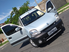 Renault Kangoo 1.6 16v Sportway Hi-flex 5p 2007