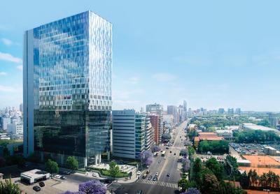 Alquiler Oficinas En Centro Empresarial Lib. Piso 11° A 18°