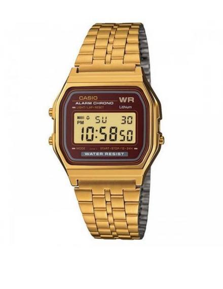 Relógio Casio Vintage A159wgea 5df Unissex Promoção