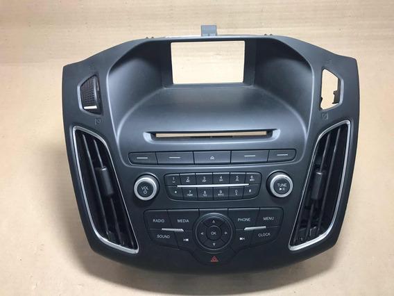 Kit Rádio Cd Player Computador Painel Teclado Ford Focus