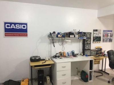 Assistência Técnica Autorizada Casio