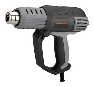 Pistola De Calor Daewoo Dagh2000 2000w 50 Hz 2000