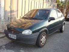 Gm Chevrolet Corsa 1.0 Wind 3p 1998 Verde Escuro Gasolina