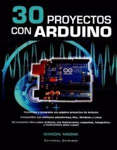 30 Proyecto Con Arduino Electronica +libro Basico Pdf Gratis