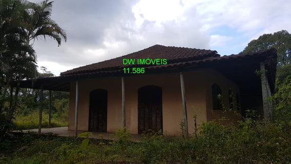 Sete Barras Com Rio / Casa Sede / Caseiro / Pasto - 04902 - 34358117