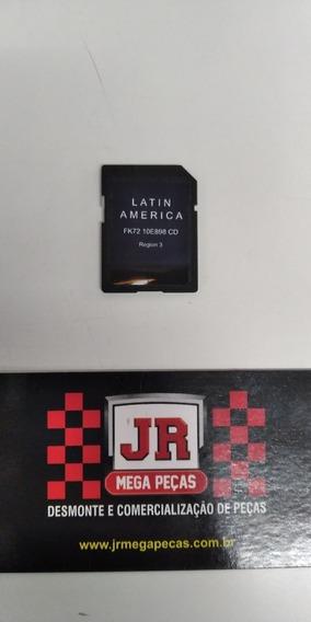 Cartao Memoria Sd Original Som Gps Land Rover Jaguar *b