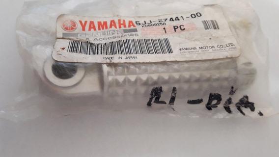 Pedaleira Traseira Direita Yamaha R1 Nova Original Yamaha