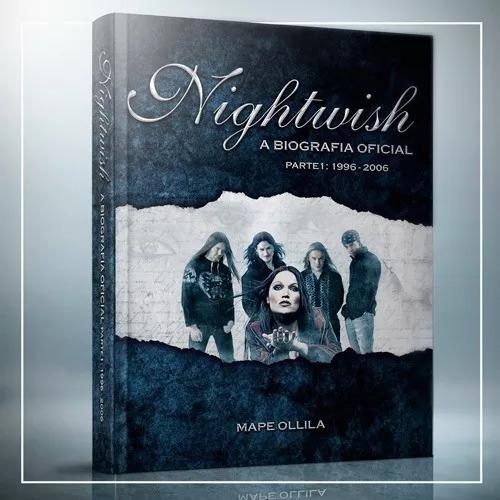 Livro Nightwish Biografia -1996 A 2006