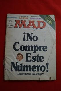 Revista Mad Argentina # 37 - 1980