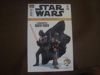 Hq Star Wars Legends Zero - O Assassinato De Darth Vader
