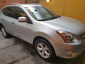 Nissan Rogue 2.5 Advance Mt 2014