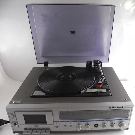 Aparelho De Som National S5050 - Usado Com Defeito