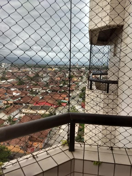 Apartamento Em Maracanã, Praia Grande/sp De 77m² 2 Quartos À Venda Por R$ 250.000,00 - Ap138081