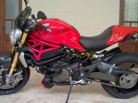 Ducati Monster 1200 S Con Accesorios