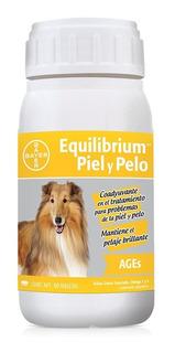 Vitaminas Bayer Equilibrium Ages Piel Y Pelo 60 Tabletas