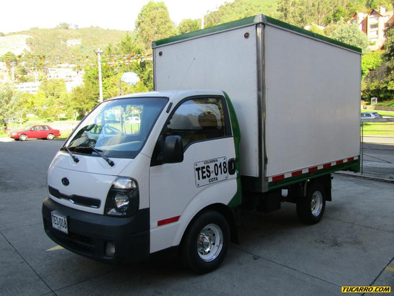 Kia K2700 Camión Furgón Furgones