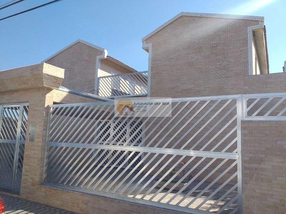 Kitnet, Boqueirão, Praia Grande - R$ 110 Mil, Cod: 5158 - V5158