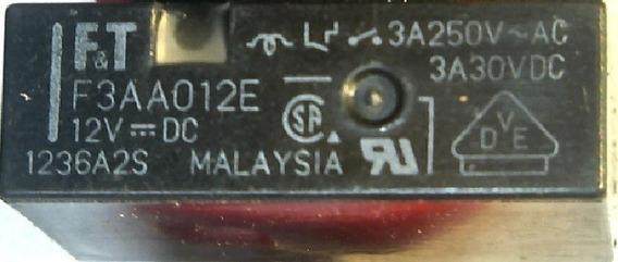 3501-001154 Relé Ar Condicionado Samsung 3a 250v F3aa012e 12