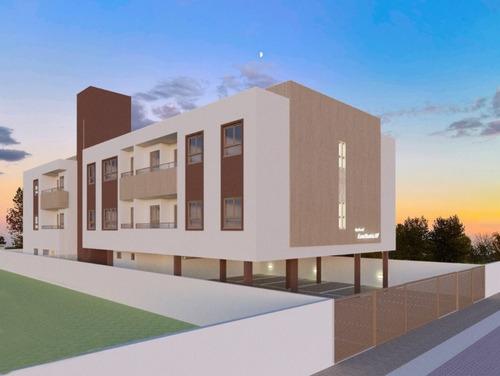 Imagem 1 de 8 de Apartamento À Venda, 50 M² Por R$ 220.000,00 - Expedicionários - João Pessoa/pb - Ap0607