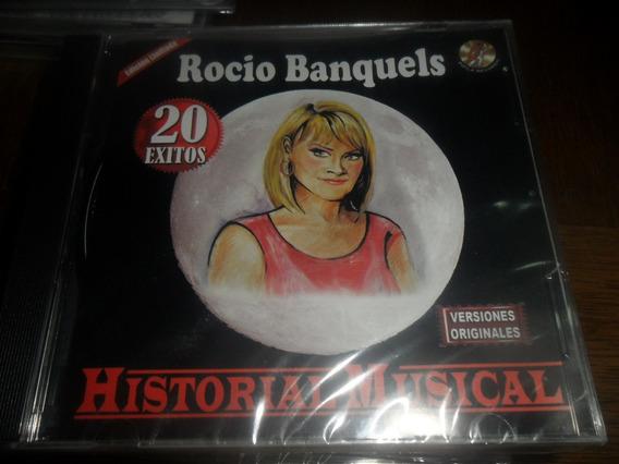 Cd Rocio Banquels Historial Musical Nuevo